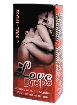 Love drops stimulation desir - 30 ml