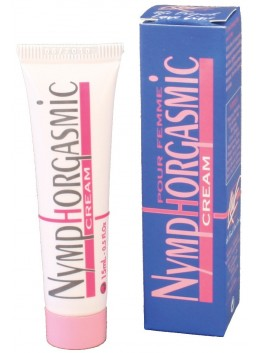 Nymphorgasmic Cream clitoris - 15 ml