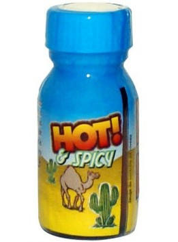 Poppers Hot and Spicy nitrite d'Isopropyle - 13 ml