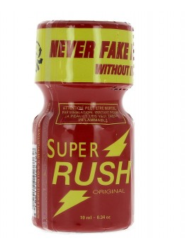 Poppers Super Rush Amyle - 10 ml