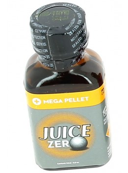 Poppers Juice Zero Penthyl + Prophyl - 25 ml